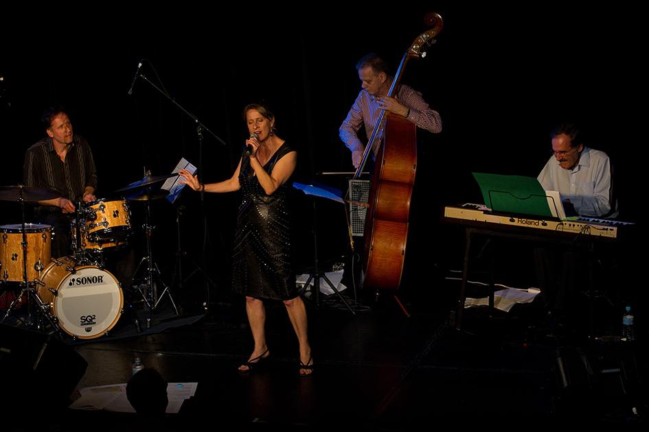 Paris Hop with the Lou Blackwell Quartet Promethean March 1st, 2015